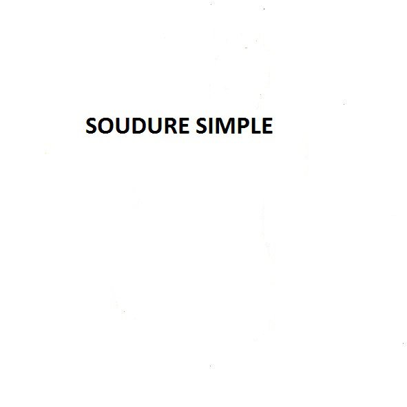 SOUDURE SIMPLE